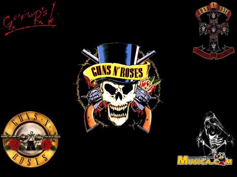 Guns N Roses Wallpapers Music Hq Guns N Roses Pictures: Wallpapers De Bandas De Rock (varias)
